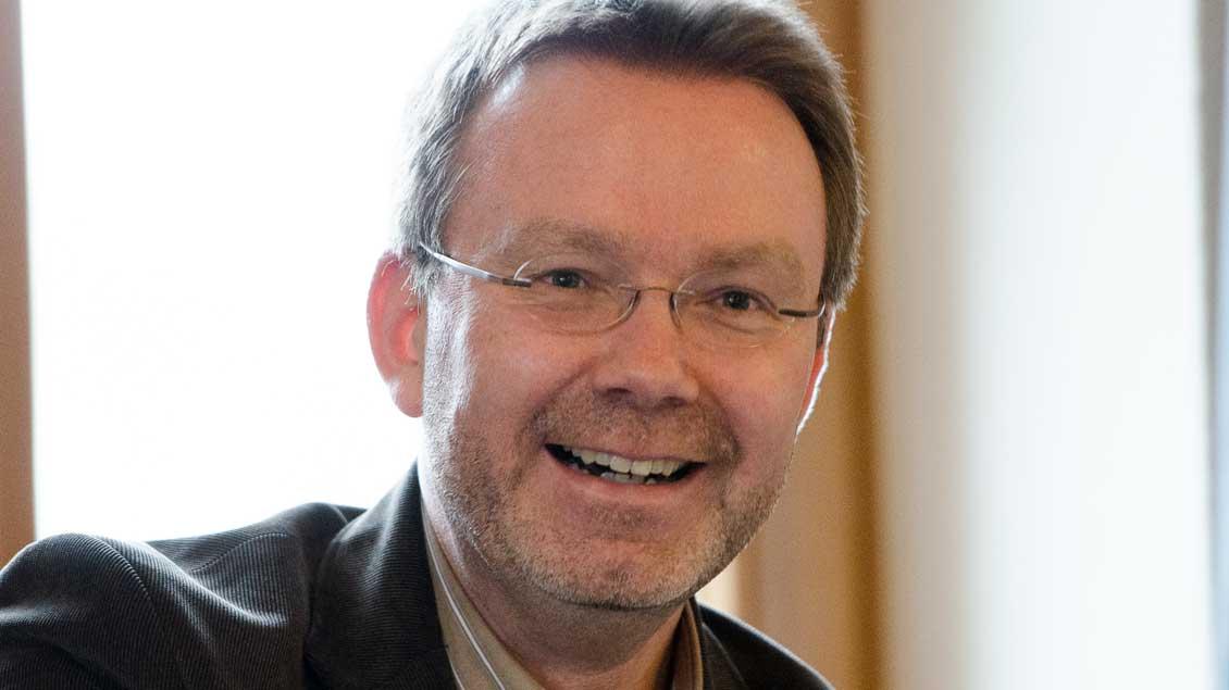 Dominik Blum war seit 2011 stellvertretender Leiter der Abteilung Seelsorge im Bischöflichen Offizialat in Vechta.