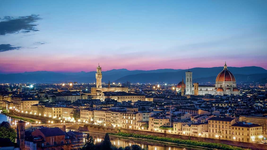 Blick über Florenz Foto: pixabay
