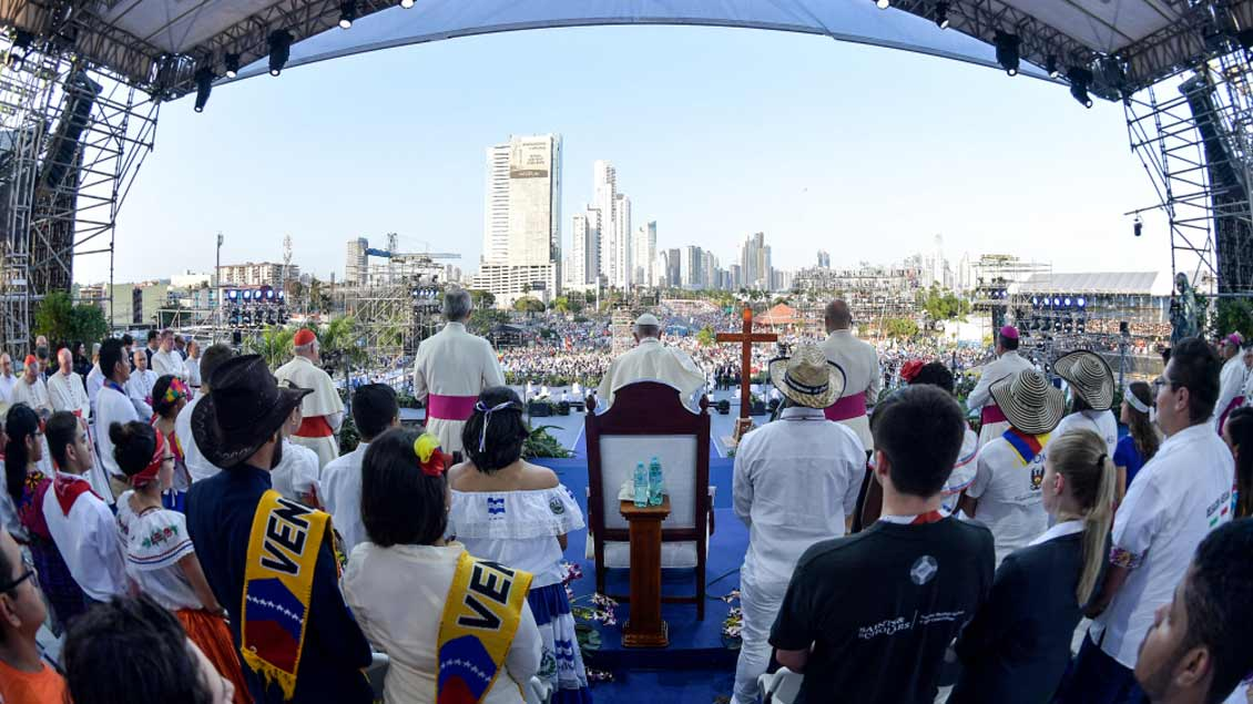 Weltjugentag in Panama mit Papst