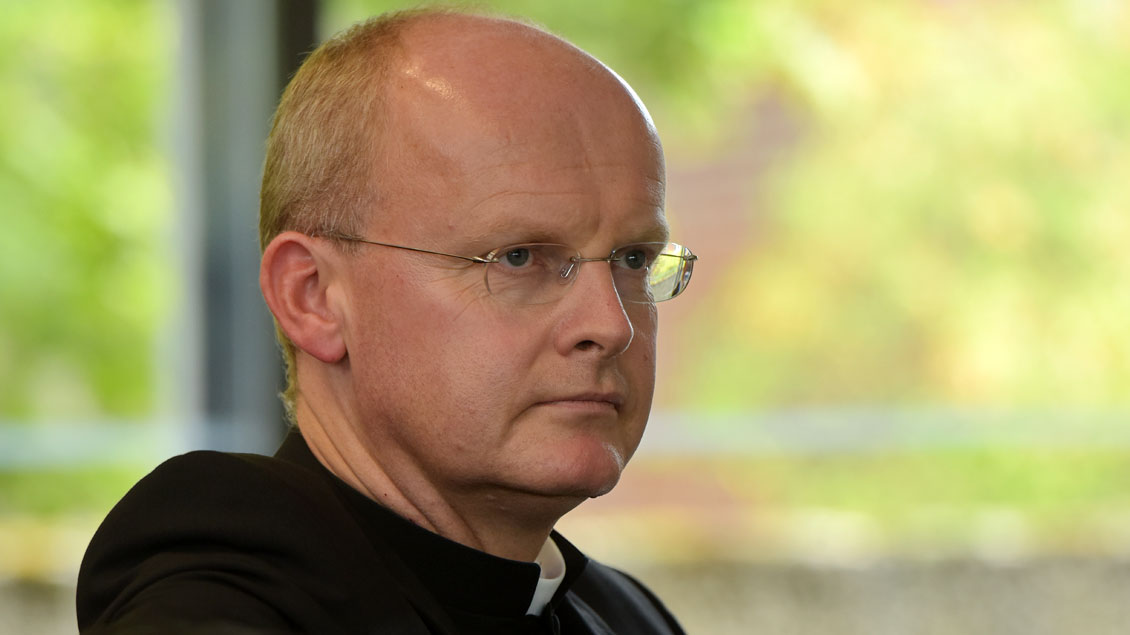 Bischof Franz-Josef Overbeck.