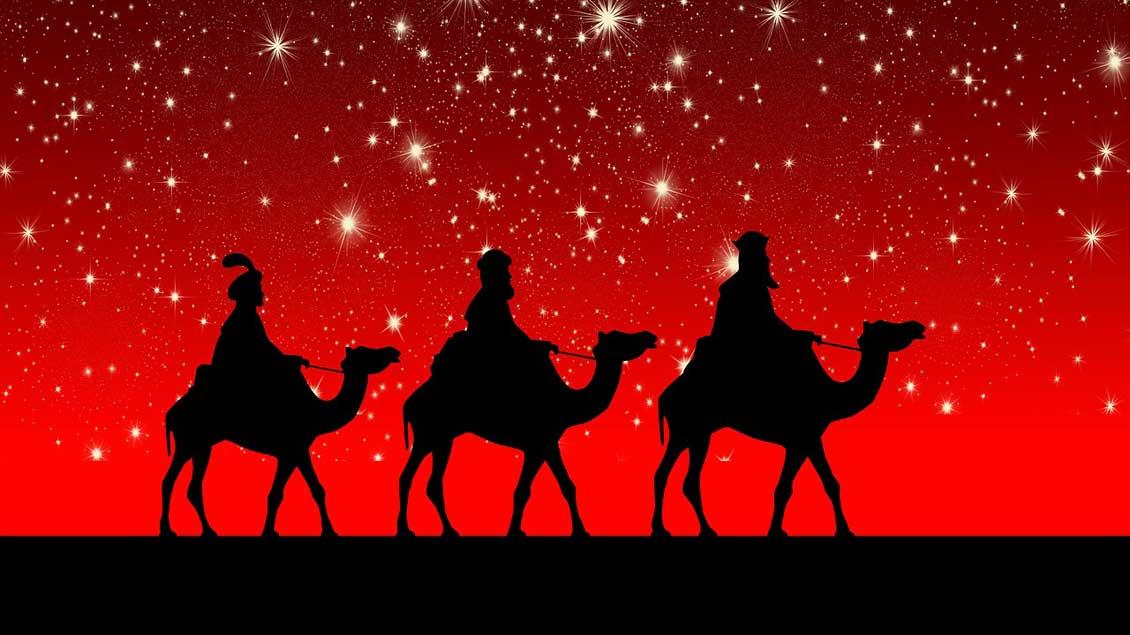 Drei Weise, drei Könige, drei Sterndeuter? Wer waren die drei Männer, die von weither zur Krippe nach Bethlehem kamen?