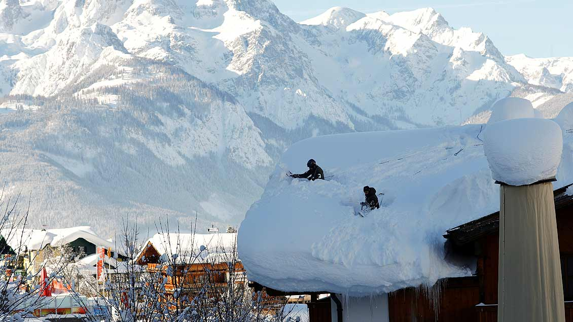 Österreich Foto: Leonhard Foeger (Reuters)