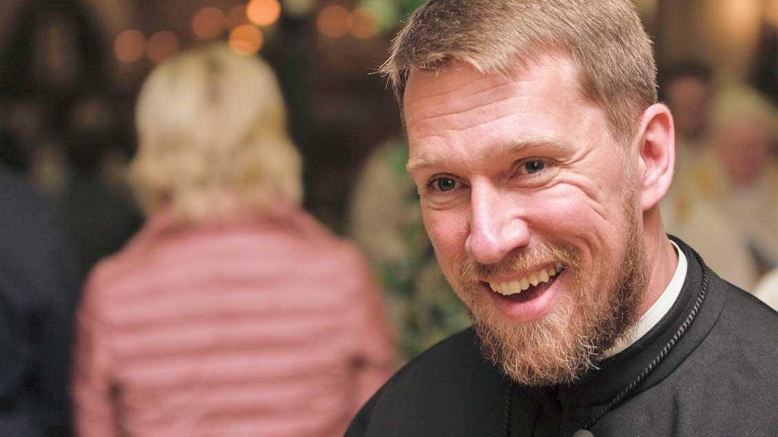 Der Pallottiner-Bruder Matthias Terhorst kennt den Orden seit seiner Jugend.