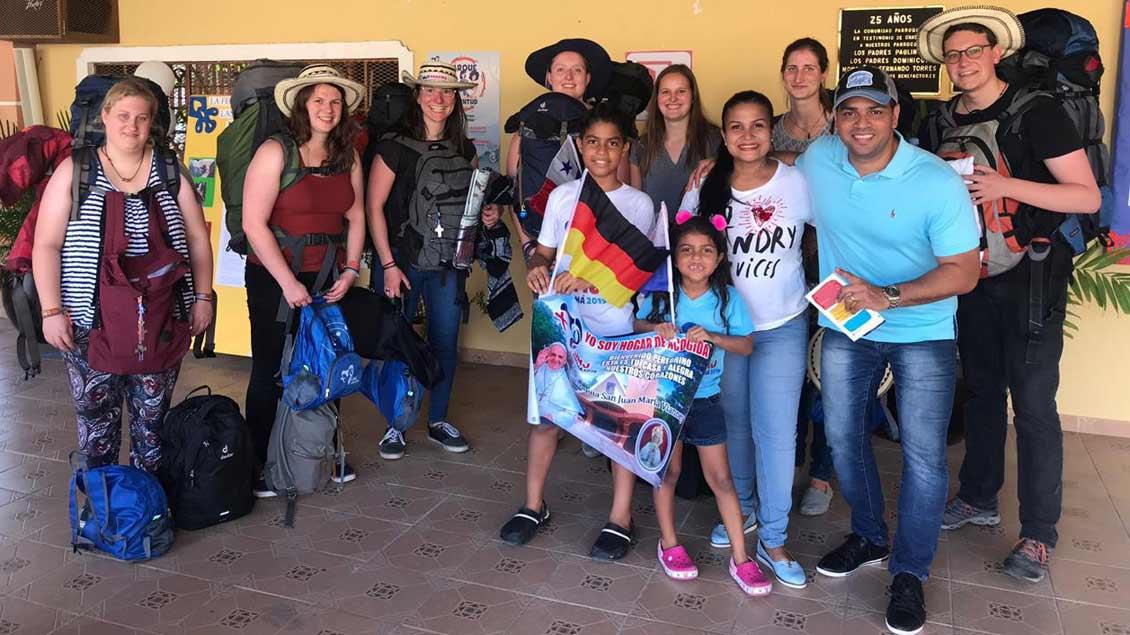Voller Gastfreundschaft waren die Tage der Begegnung im Partnerbistum Tula in Mexiko.
