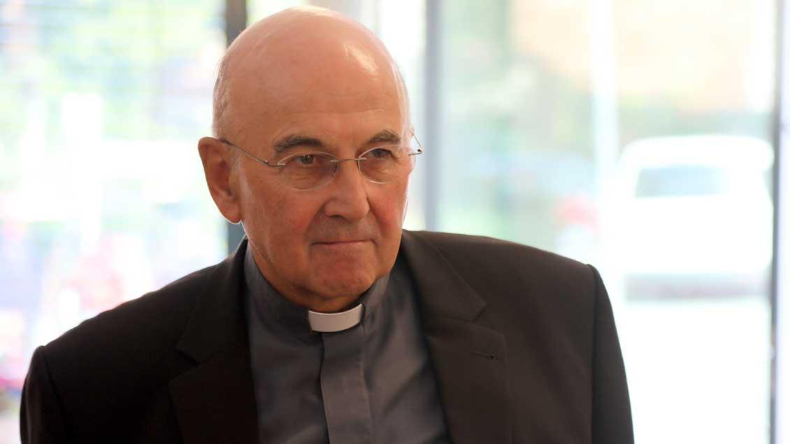 Münsters Bischof Felix Genn.