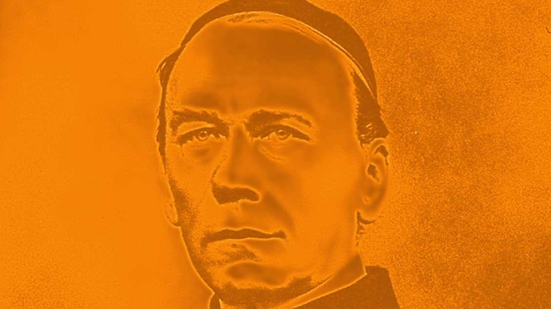 Auf den Priester Adolph Kolping (1813-1865) geht der Kolpingverband zurück. Foto: Archiv