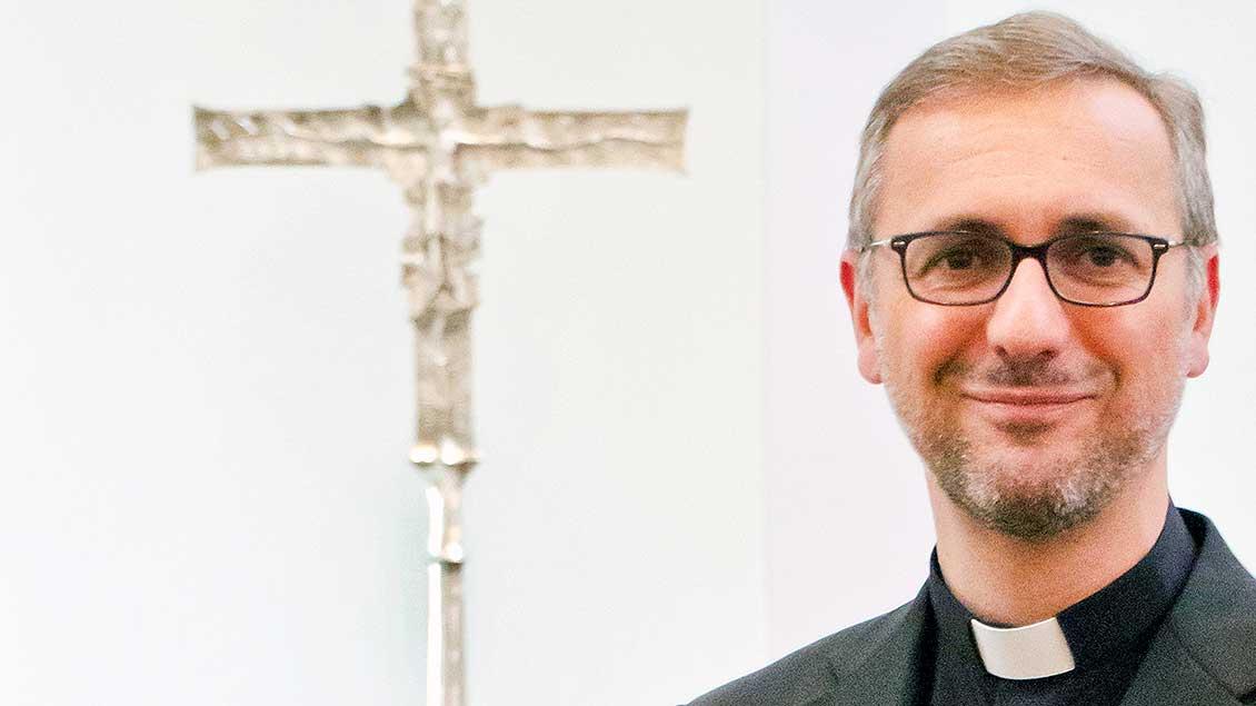 Erzbischof Stefan Heße.
