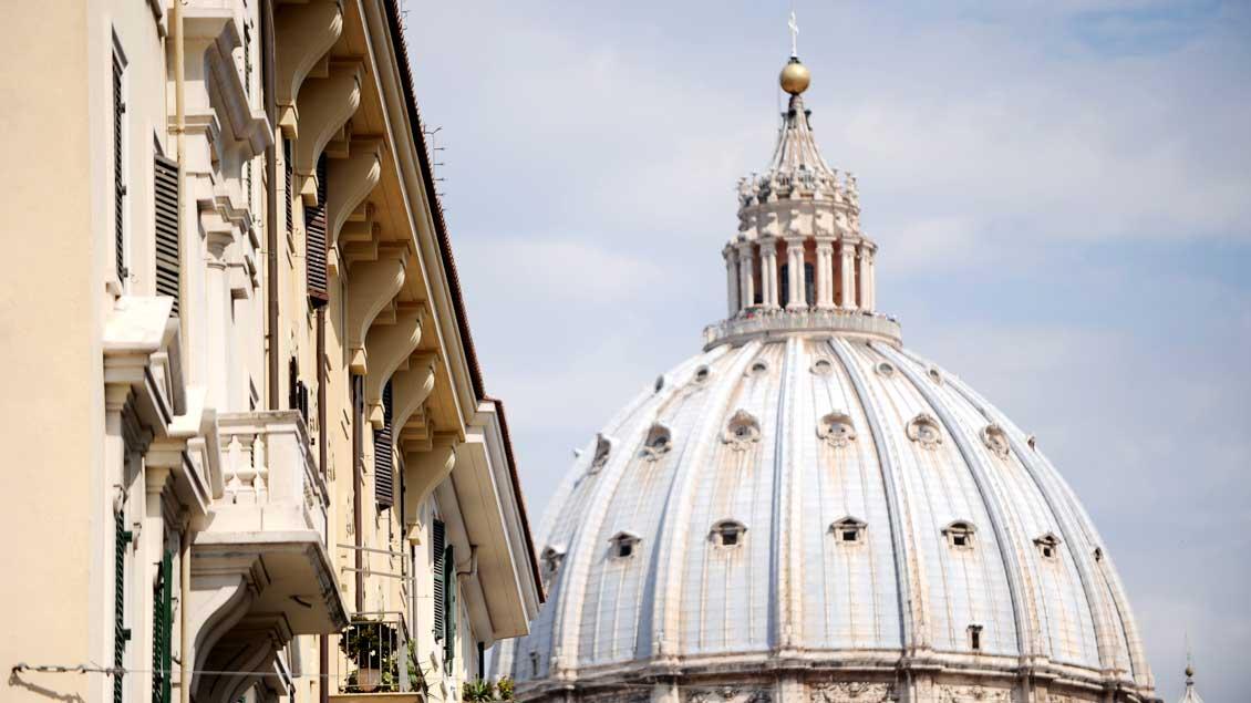 Vatikan Foto: Michael Bönte