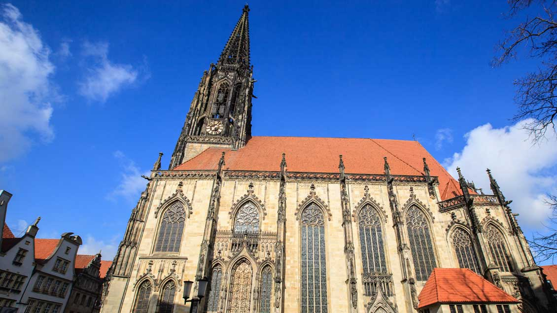 Lambertikirche in Münster Foto: Christof Haverkamp