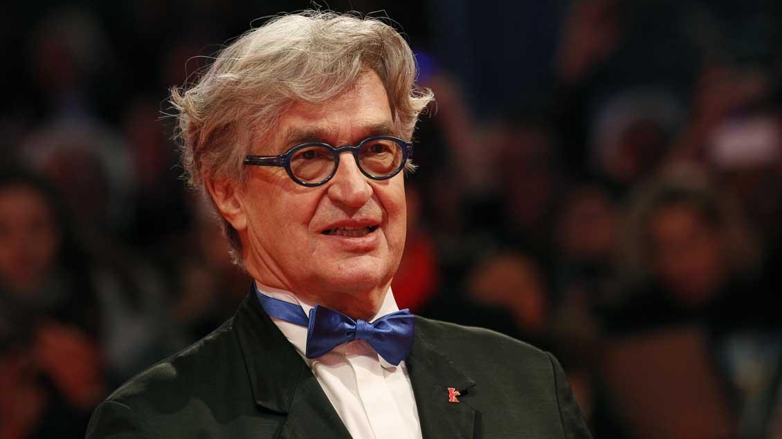 Wim Wenders Foto: Michele Tantussi (Reuters)