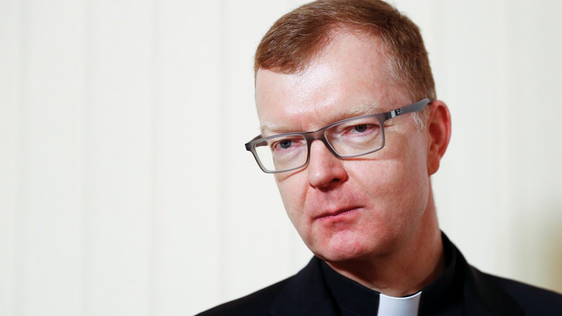 Jesuit Hans Zollner, Leiter des Kinderschutzzentrums an der Päpstlichen Universität Gregoriana.