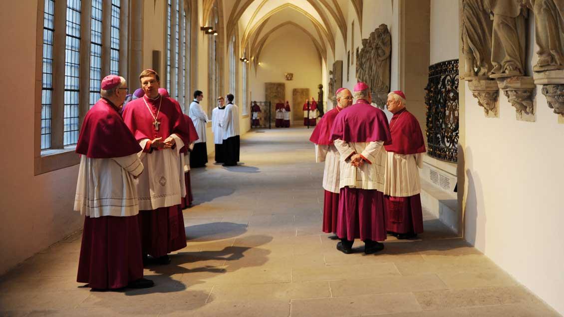 Bischöfe Symbolfoto: Michael Bönte