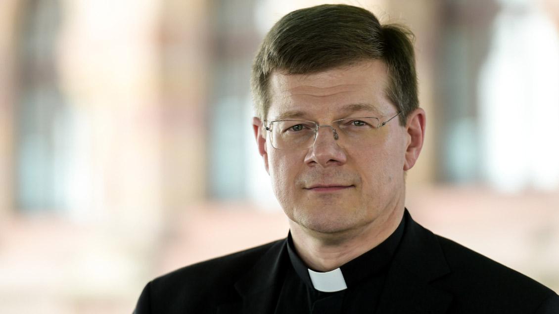 Freiburgs Erzbischof Stephan Burger.