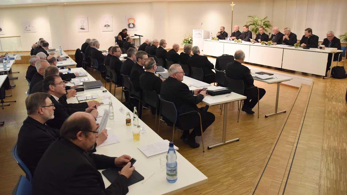 Vollversammlung der Deutschen Bischofskonferenz in Lingen