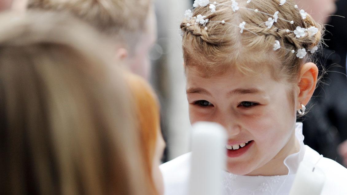 Erstkommunionsfeier im Billerbecker Dom