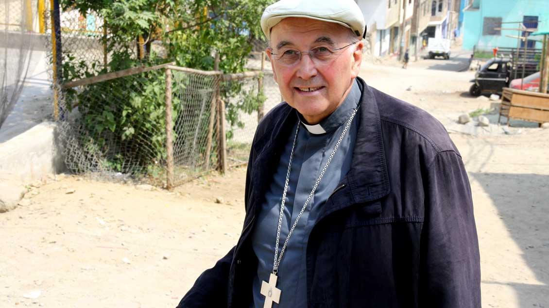 Bischof Genn.