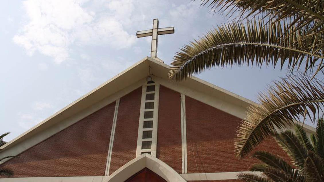 Kirche der Pfarrei San Andres in Choisaca.