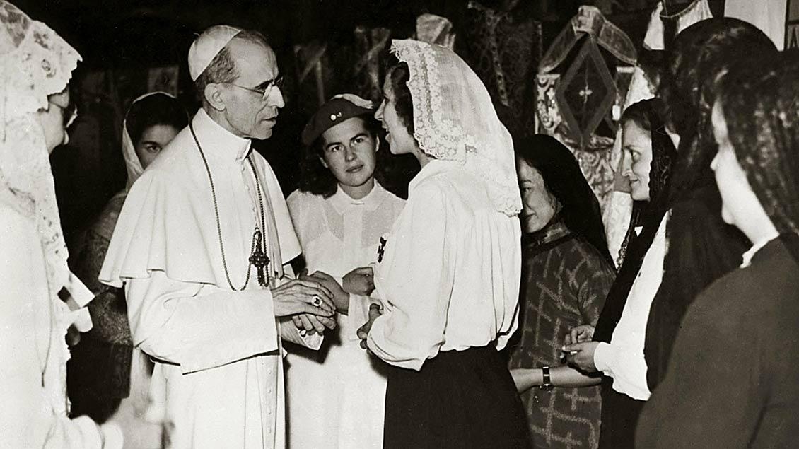 Vatikan öffnet Archive zu Pius XII.