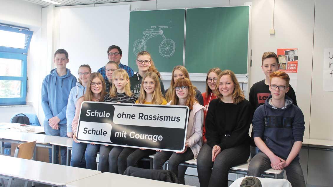 Schüler aus Hiltrup