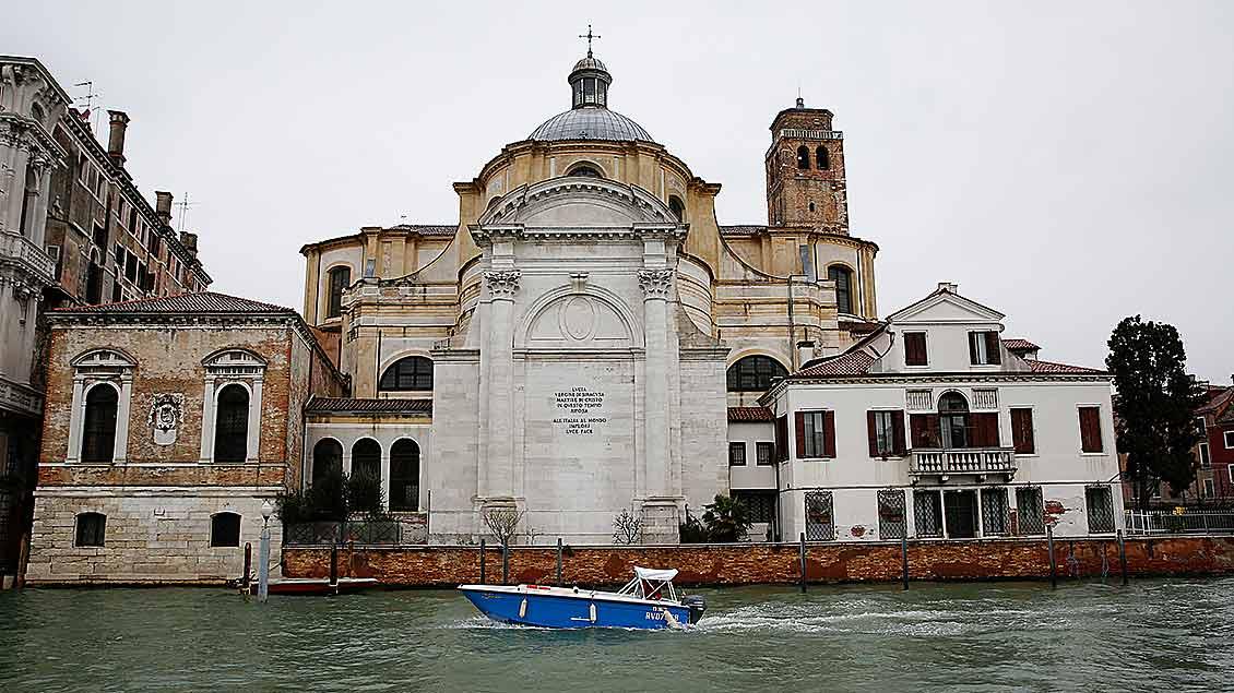 Venedigs Kirchen: Rettung vor Verfall