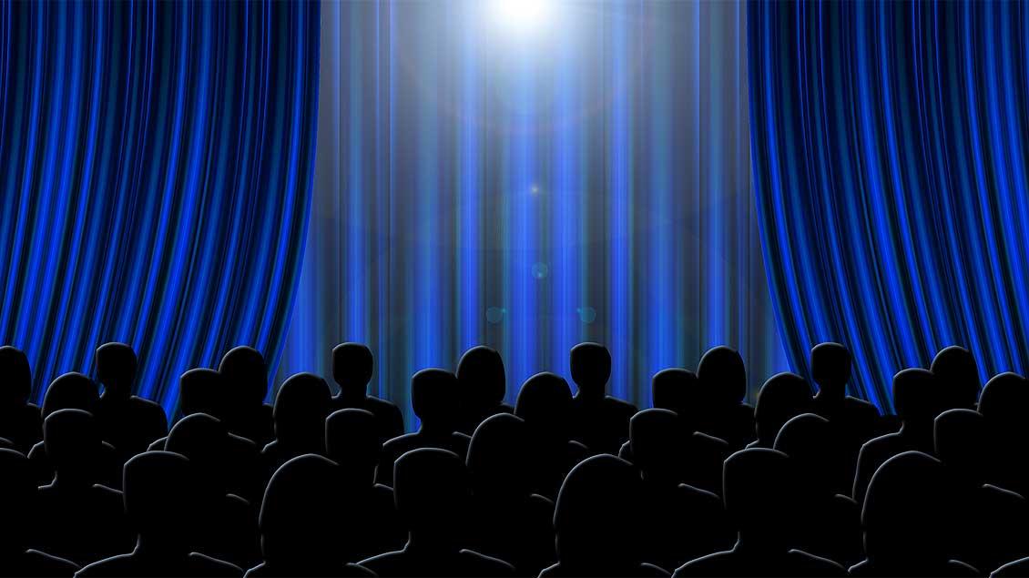 Kinovorhang Symbolfoto: Pixabay
