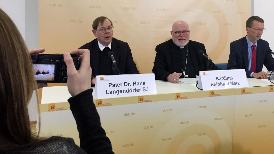 Pressegespräch in Lingen