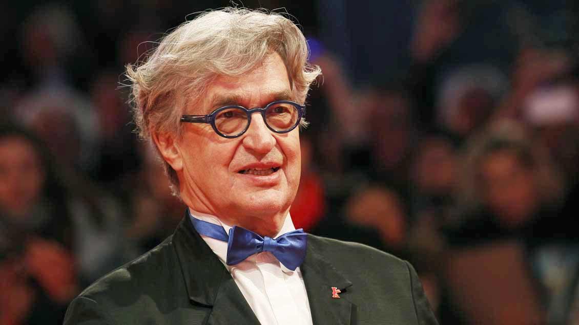 Regisseur Wim Wenders. Foto: Michele Tantussi (Reuters)