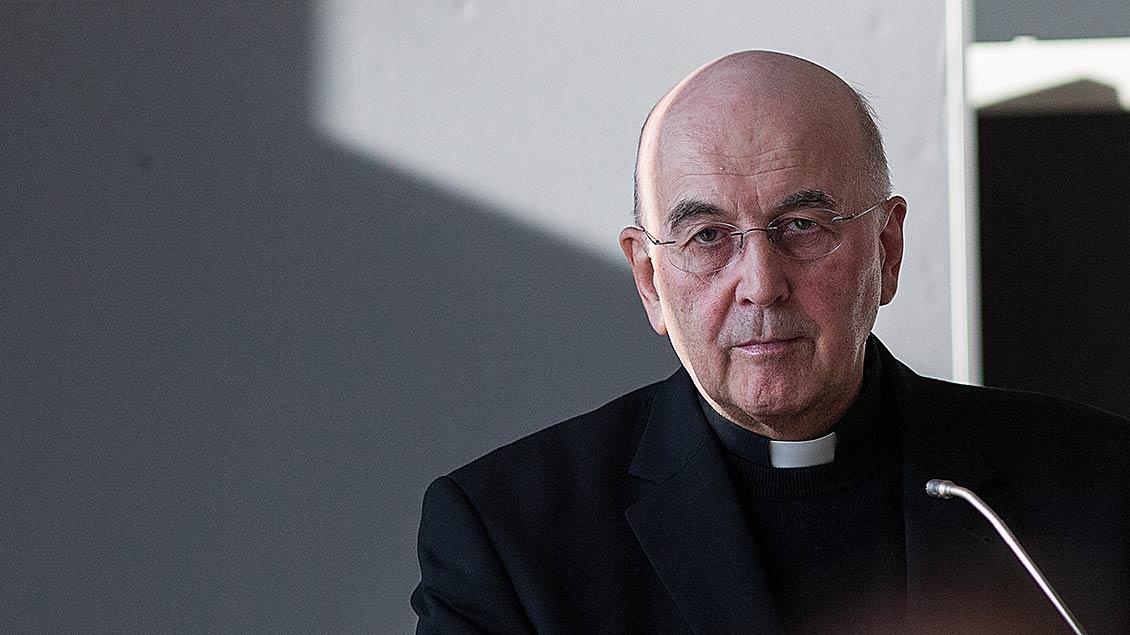 Bischof Felix Genn - ein Archivbild