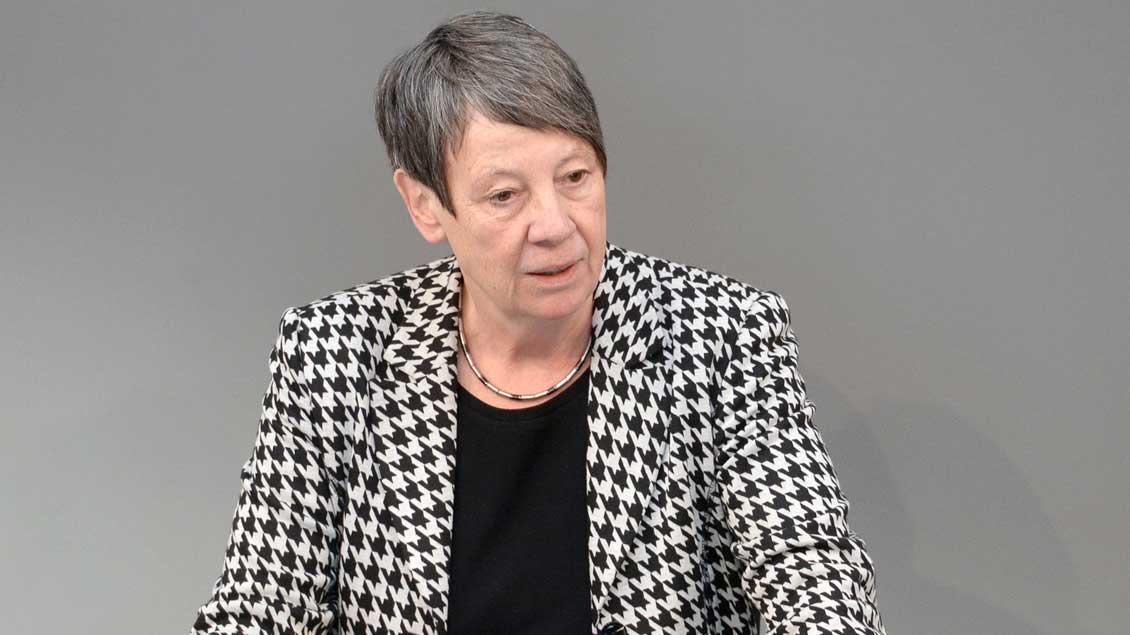 Barbara Hendricks Foto: Achim Melde (Deutscher Bundestag)