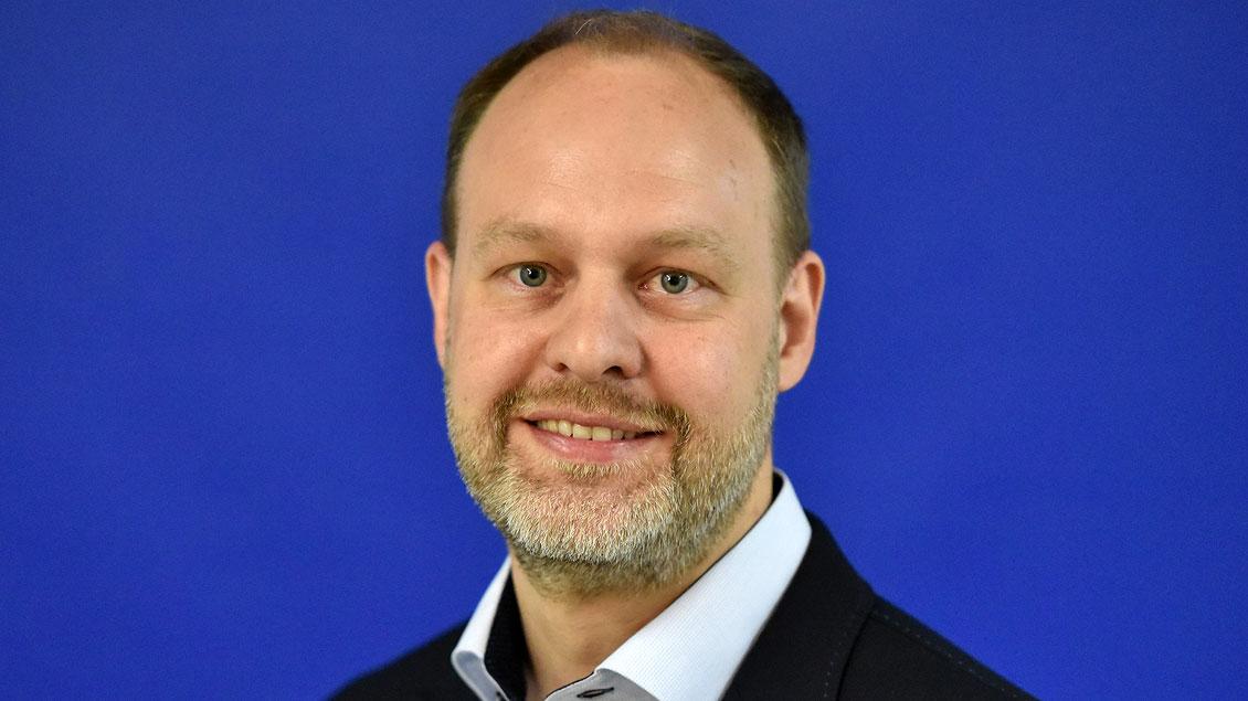 Stefan Honsel ist neuer Leiter des Referats Erwachsenenpastoral im Bischöflich Münsterschen Offizialat Vechta.