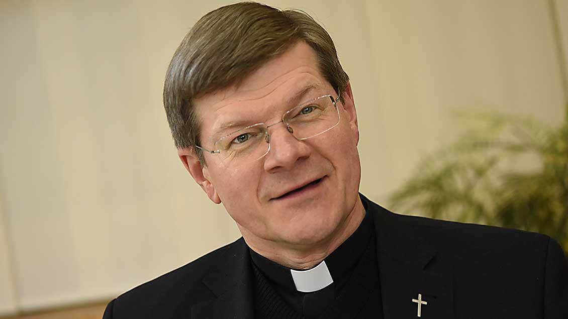 Erzbischof Stephan Burger.