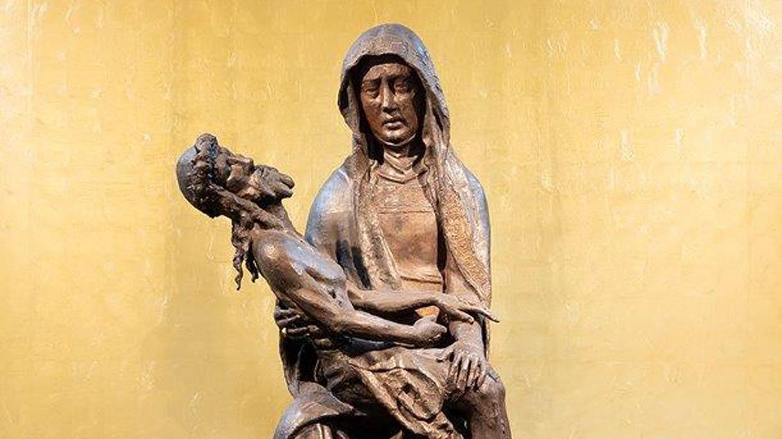 Das Gnadenbild der Schmerzhaften Mutter in Telgte