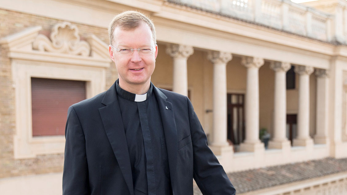 Pater Hans Zollner Foto: pd