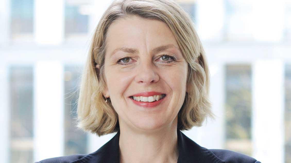 Kommissionsvorsitzende Sabine Andresen