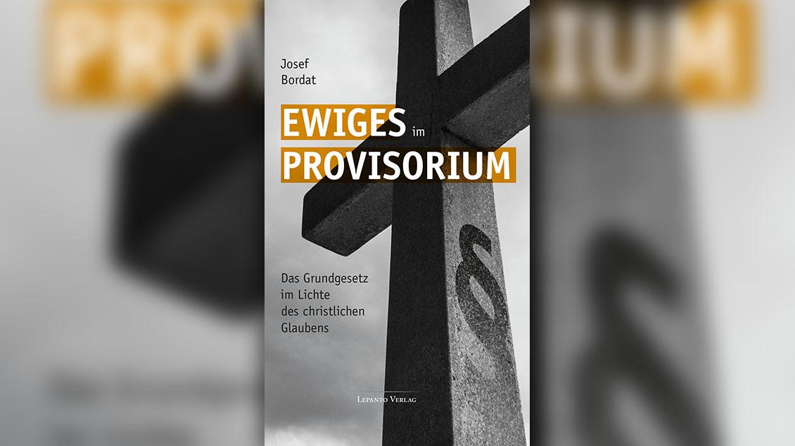 Cover des Buches Ewiges im Provisorium