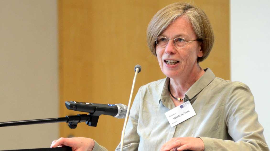Marianne Heimbach-Steins. Archiv-Foto: pd