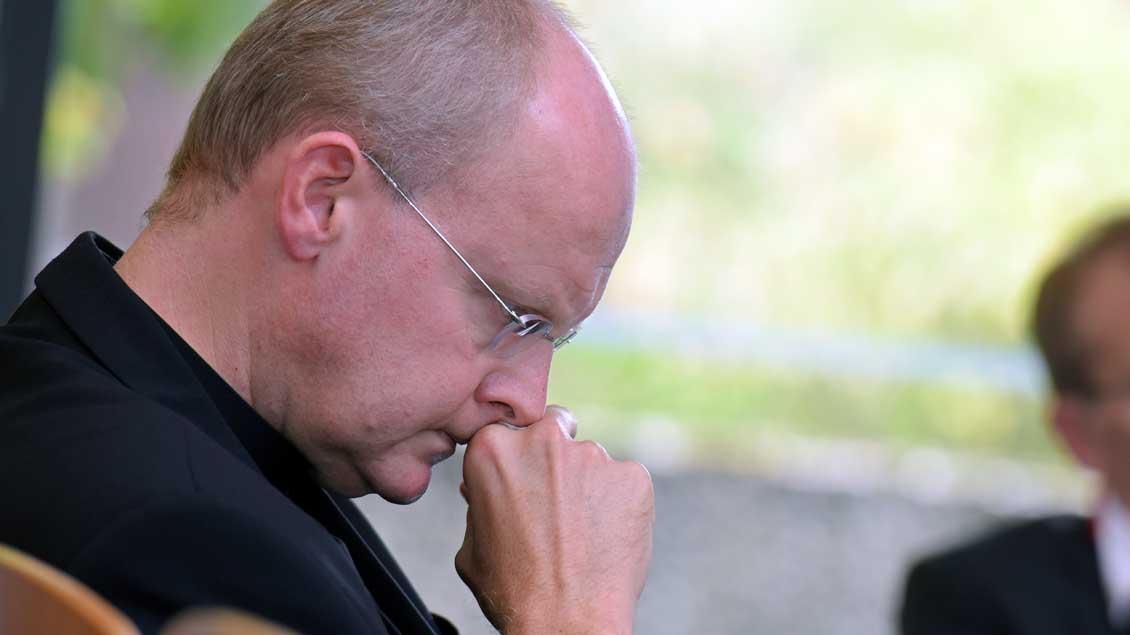 Essens Bischof Franz-Josef Overbeck Archiv-Foto: Michael Bönte