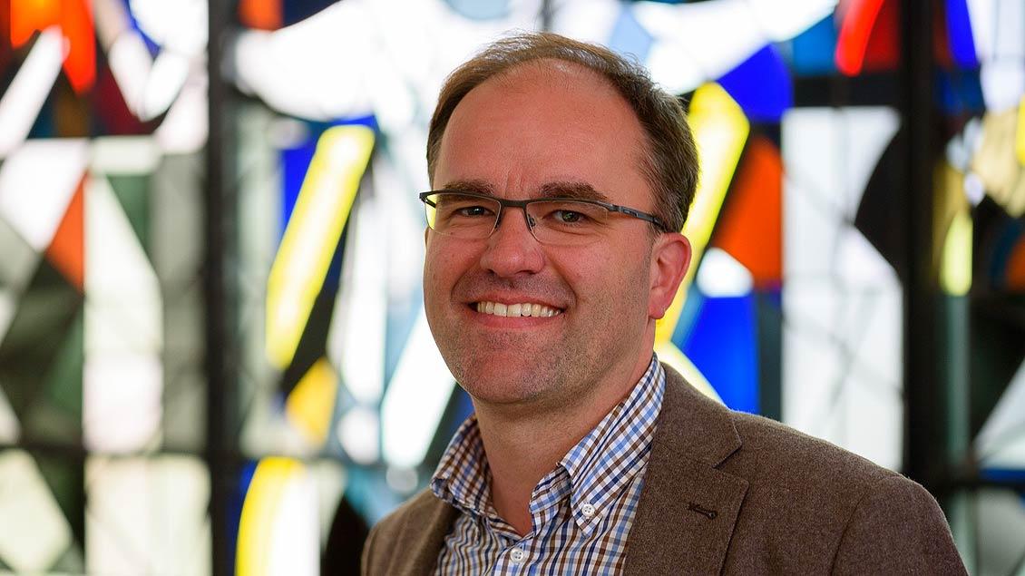 Pfarrer André Pollmann