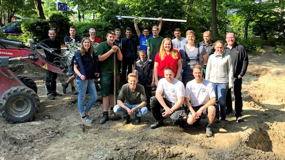 Klassenzimmmer im Grünen in Alverskirchen