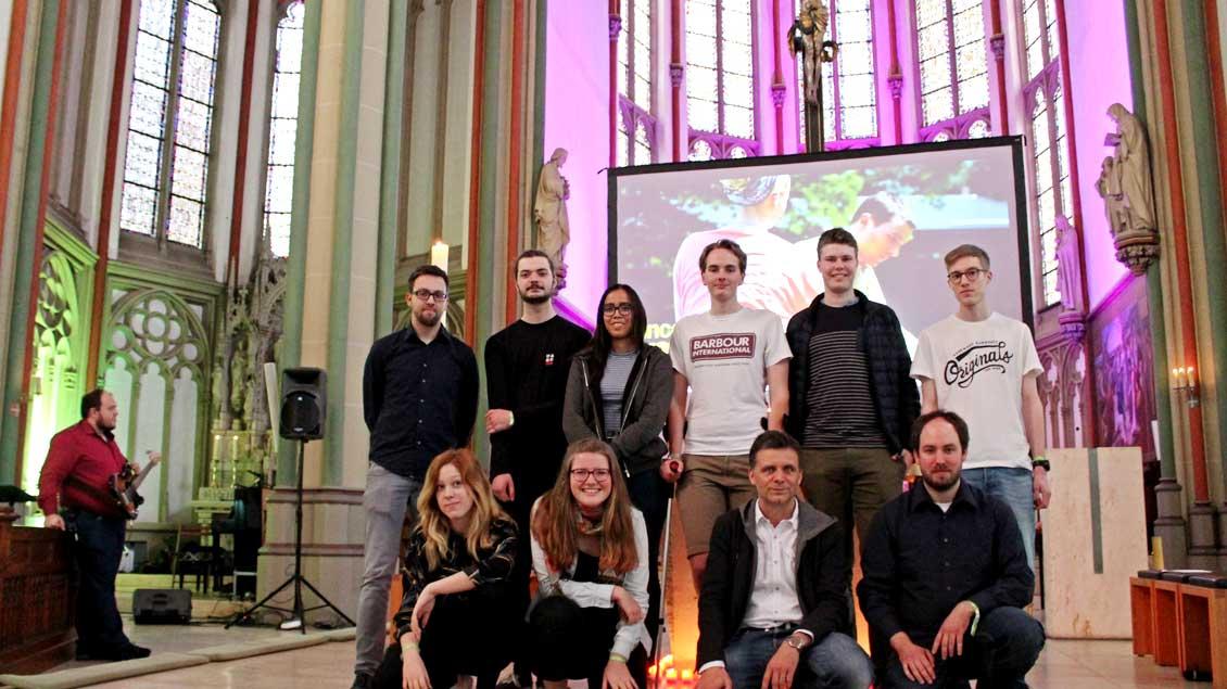 72-Stunden-Aktion: Kreuzkirchenkino in Münster