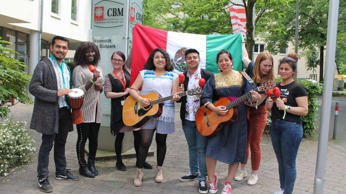 Mexikanisches Fest in Münster