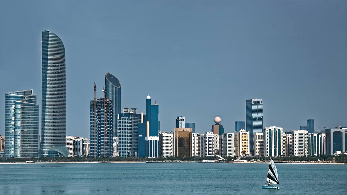 Skyline von Abu Dhabi Foto: Pixabay