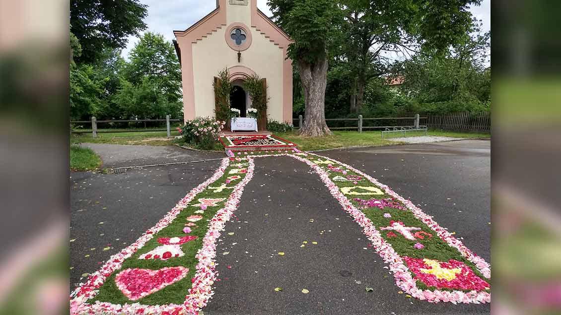 ... im Bistum Eichstätt. | Foto: Brigitte Boellet