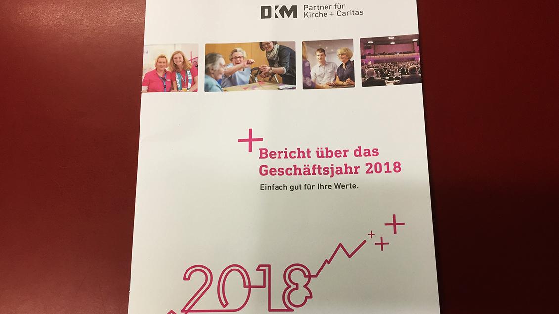 Der Bericht der DKM über das Geschäftsjahr 2018