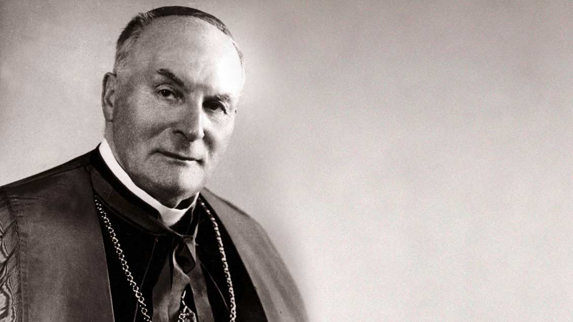 Kardinal Michael von Faulhaber. Foto: KNA