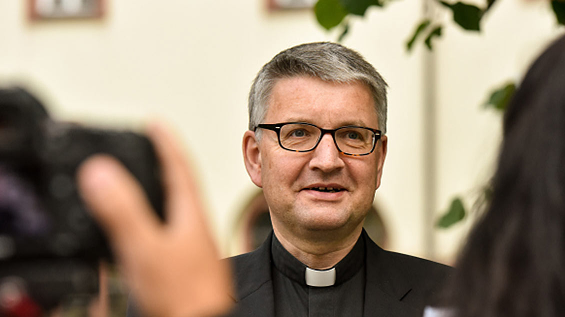 Peter Kohlgraf, Bischof von Mainz
