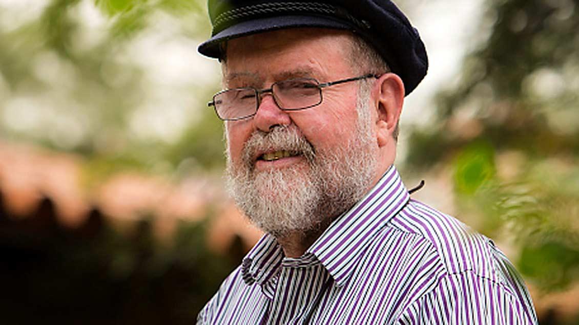 Michael Lapsley, Anti-Apartheid-Kämpfer und anglikanischer Ordensmann Foto: Nancy Wiechec/CNS photo (KNA)