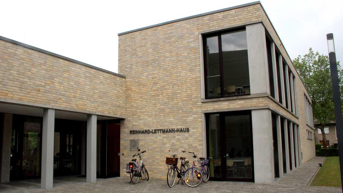 Das Reinhard-Lettmann-Haus in Datteln.