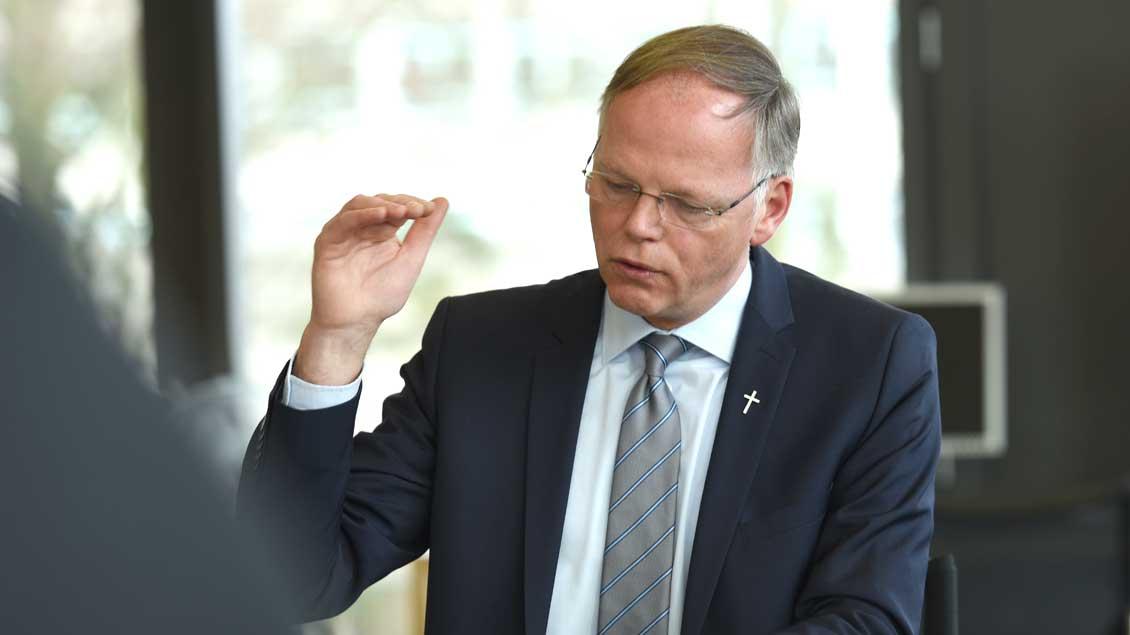 Generalvikar Klaus Winterkamp