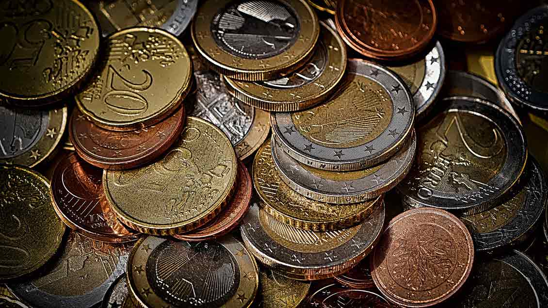 Euromünzen Foto: pixabay.com